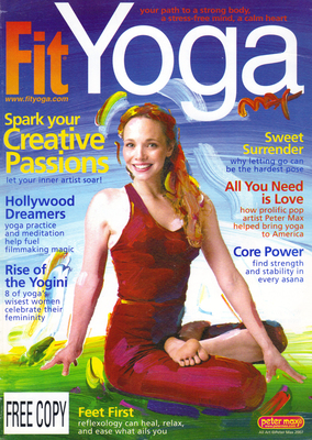 (Magazine) Fit Yoga July 2007